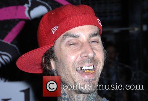 Travis Barker and Blink 182 2