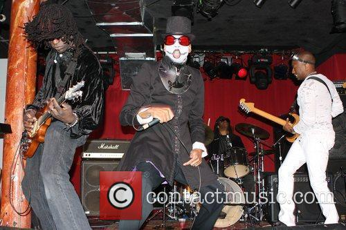 Blk Vampires performing at Sullivan Room New York...