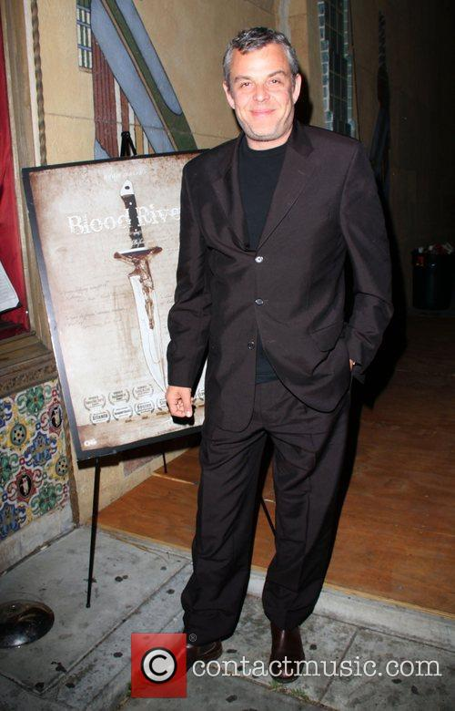 Danny Huston 'Blood River' Premiere - After Party...