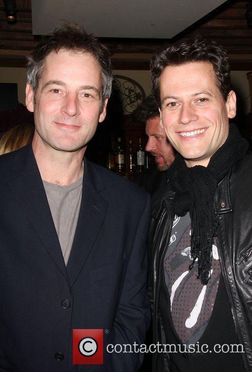Jeremy Northam and Ioan Gruffudd 1