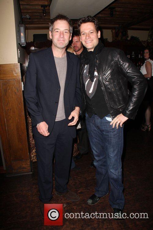 Jeremy Northam and Ioan Gruffudd 2