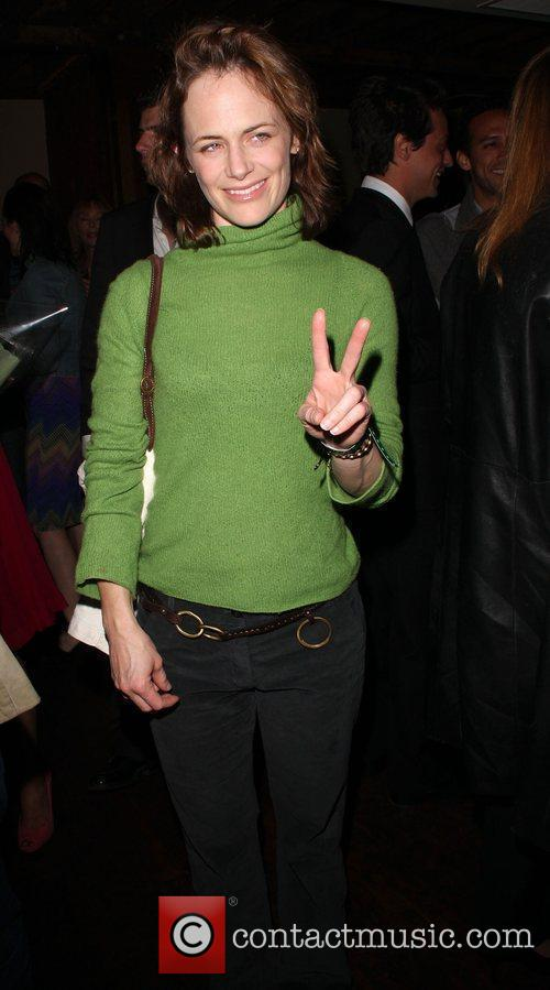 Sarah Clarke 'Blood River' Premiere - After Party...