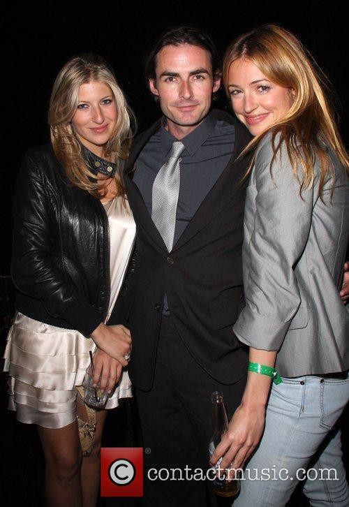 'Blood River' Premiere - After Party held at...
