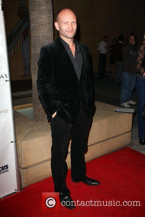 Andrew Howard The Los Angeles Premiere of 'Blood...