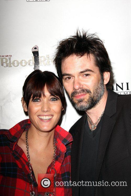 Billy Burke and Guest The Los Angeles Premiere...