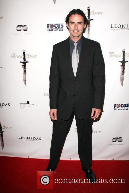Ian Duncan The Los Angeles Premiere of 'Blood...