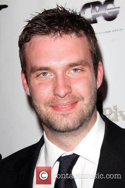 Simon Boyes The Los Angeles Premiere of 'Blood...