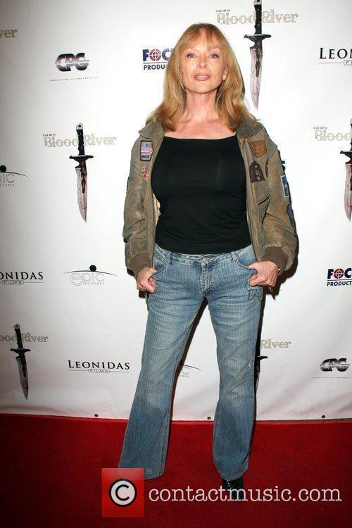 Sybil Danning The Los Angeles Premiere of 'Blood...