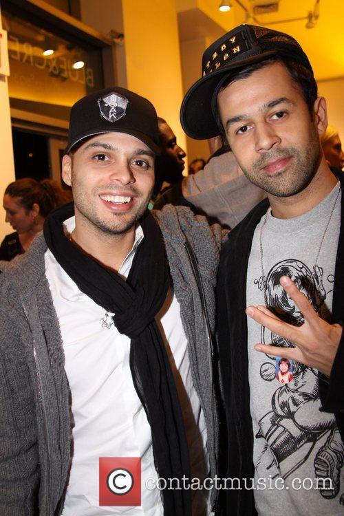 Richie Akiva and DJ Jus Ske One year...