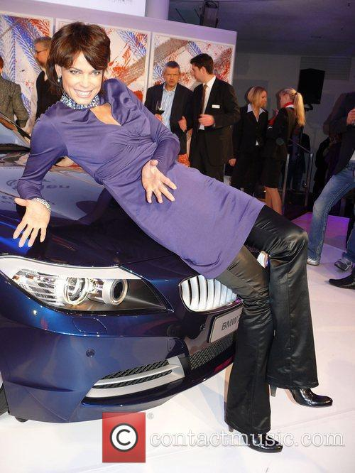 Gerit Kling Premiere BMW Z4 Roadster at BMW...