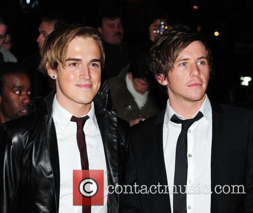 Tom Fletcher, Danny Jones and Mcfly 1