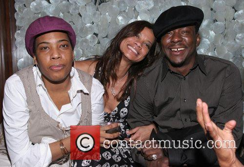 Bobby Brown and Macy Gray 1
