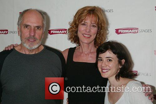 Michael Cristofer, Christine Lahti and Laura Odeh
