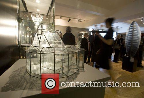 Modern & Contemporary Glass - press preview held...