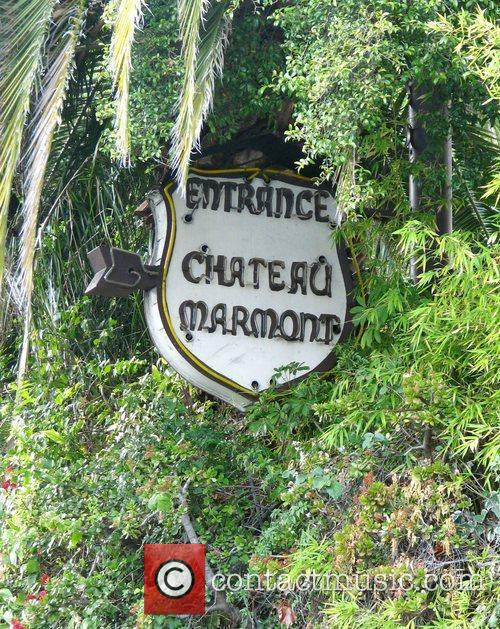 The Chateau Marmont hotel where Bono and Adam...
