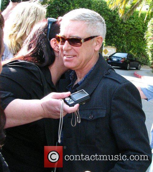 U2 and Adam Clayton 1