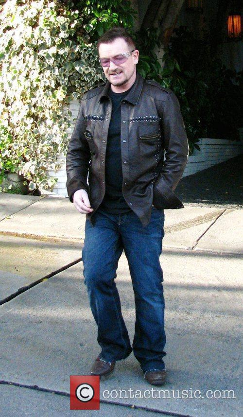 U2 and Bono 6