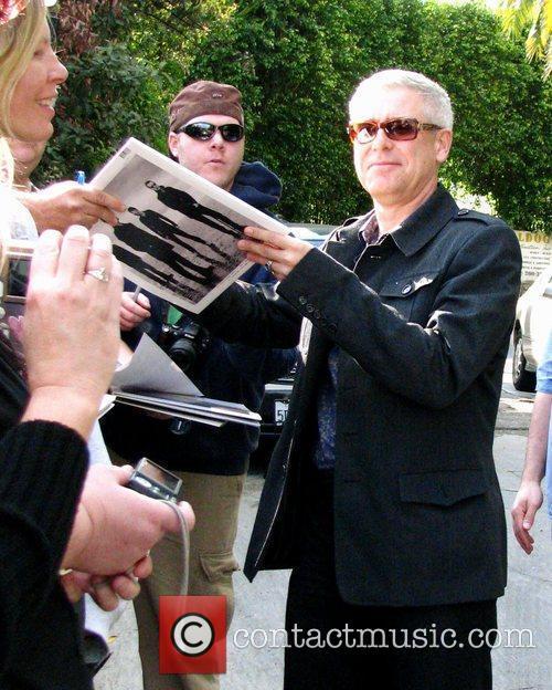 U2 and Adam Clayton 8