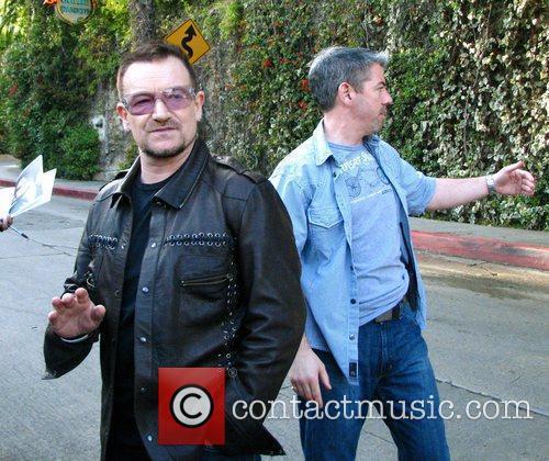 U2 and Bono 9