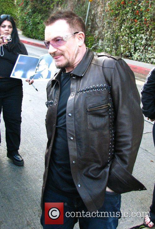 U2 and Bono 4