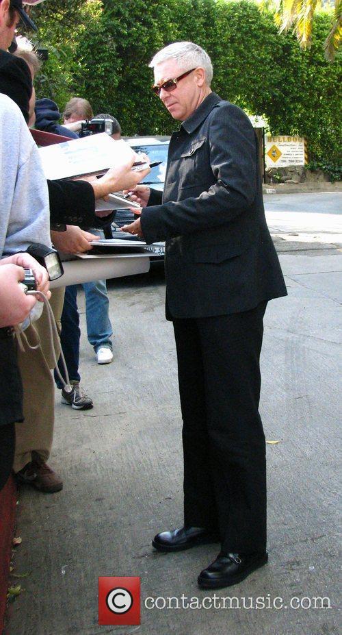U2 and Adam Clayton 6