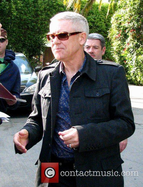 U2 and Adam Clayton 5