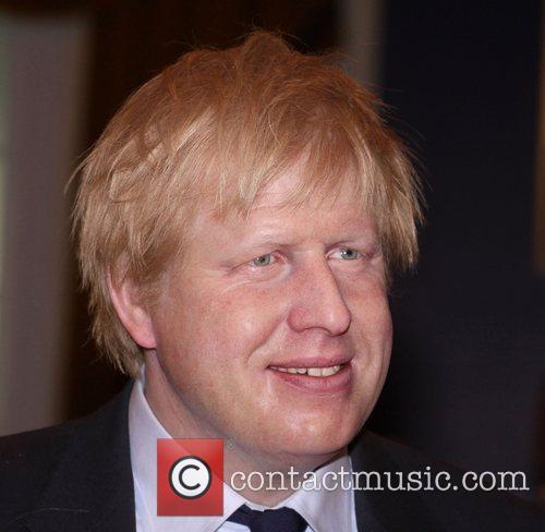 Boris Johnson waxwork unveiling at Madame Tussauds. London,...