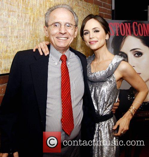 Attends the Boston Common magazine cover party, to...