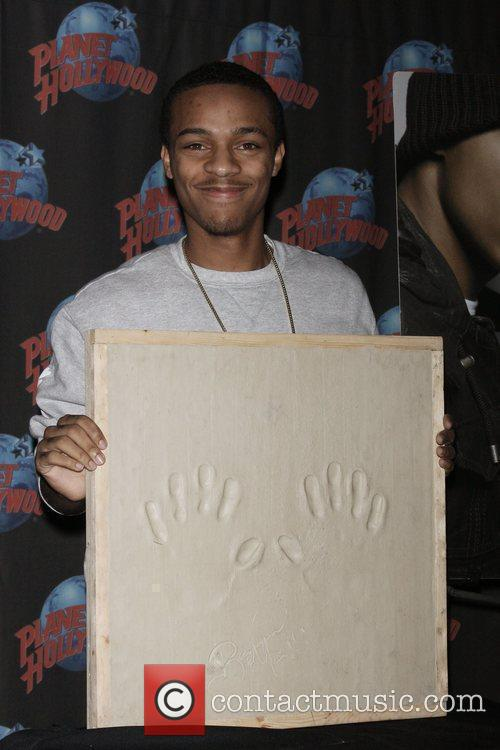 Bow Wow, Planet Hollywood and Times Square 7