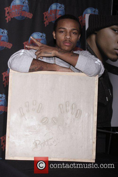 Bow Wow, Planet Hollywood and Times Square 2