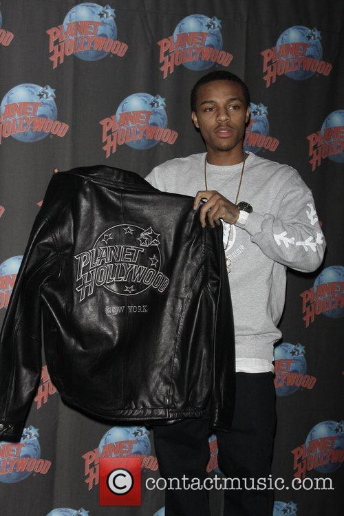 Bow Wow, Planet Hollywood and Times Square 5