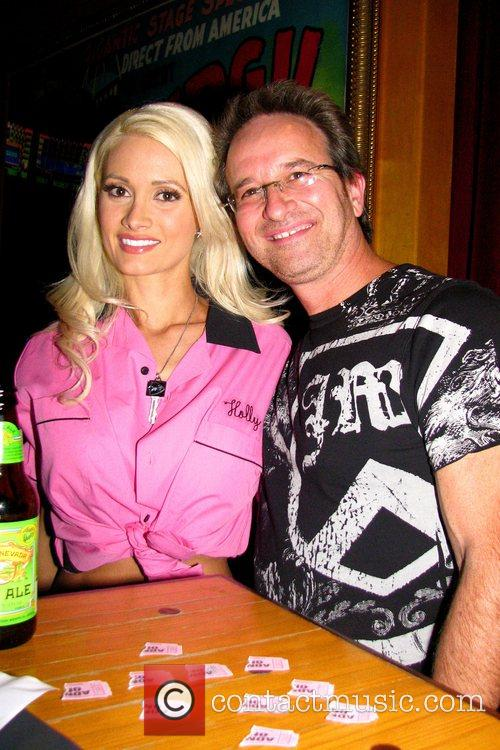 Holly Madison and Guest The 4th Annual 'Bowling...