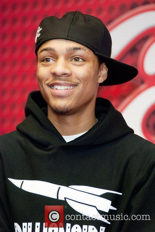 American rapper and actor Bow Wow stops by...