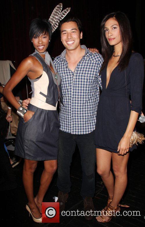 Model, Garret Gerson, Model Box Eight 2009 Fashion...