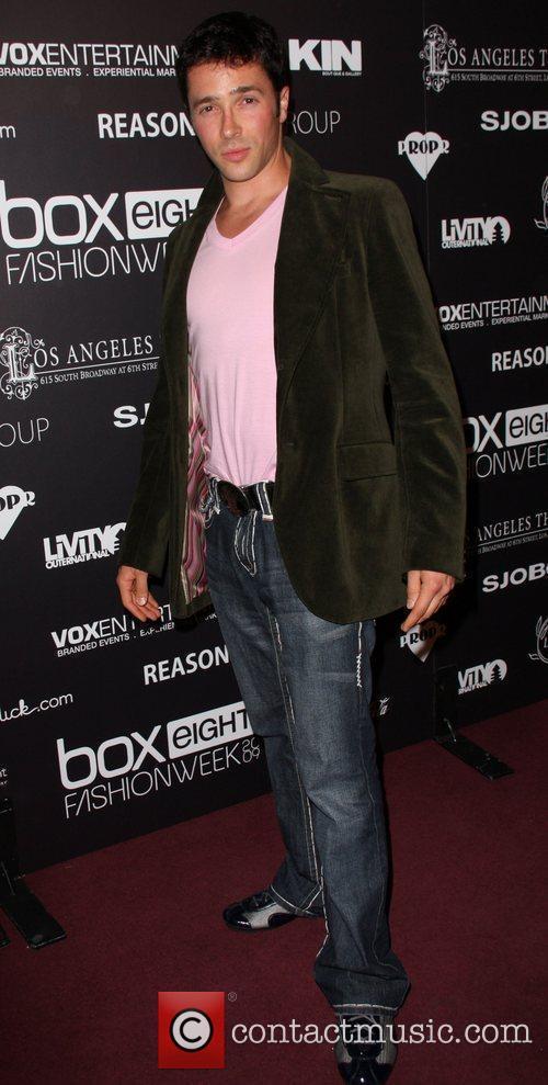 Yuval David Box Eight 2009 Fashion week closing...