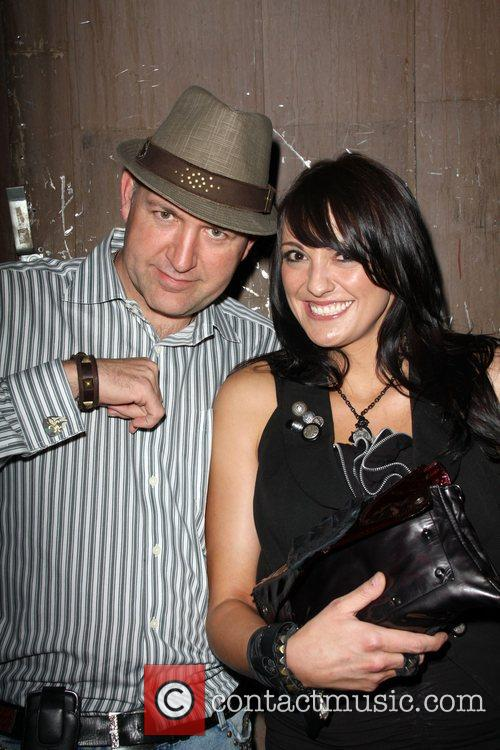Designer Nicolina Royale and guest Box Eight 2009...