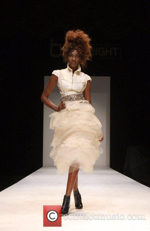 Model Box Eight 2009 Fashion Week held at...