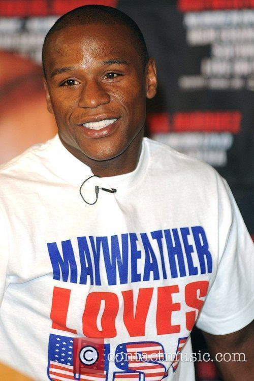 Floyd Mayweather Jr. 9