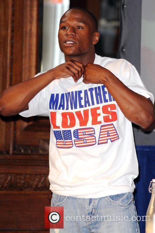 Floyd Mayweather Jr. 11