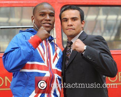 Floyd Mayweather Jr. and Juan Manuel Marquez 10