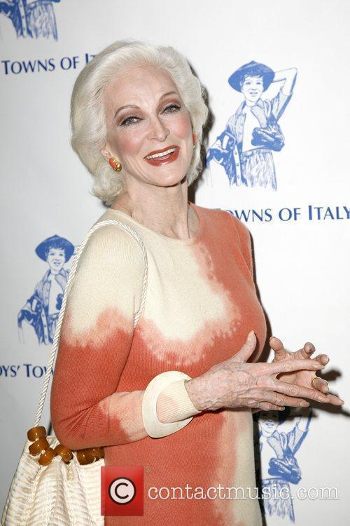 Carmen Dell'Orefice 46th Annual Boys' Towns of Italy...