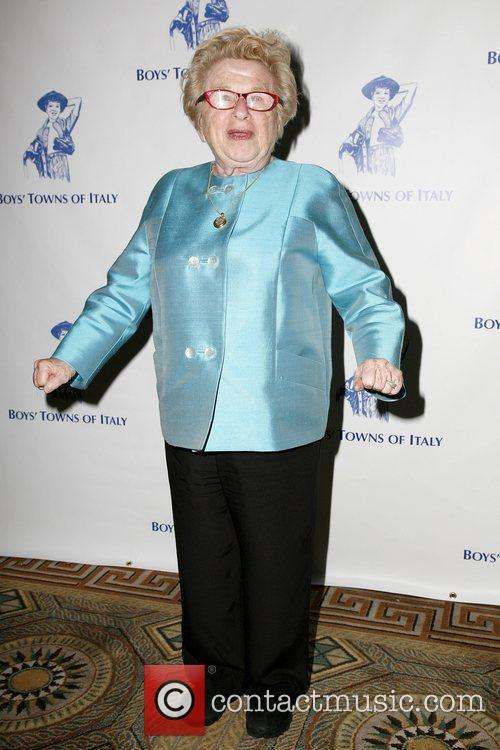 Dr. Ruth Westheimer 46th Annual Boys' Towns of...