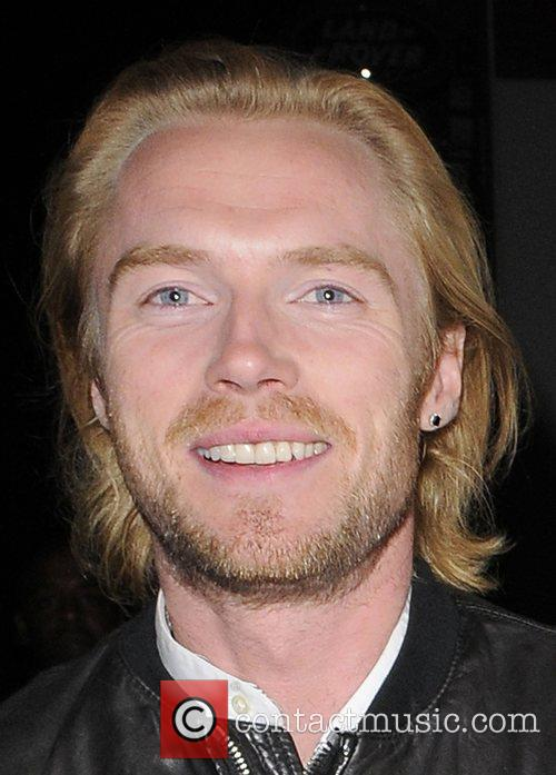 Ronan Keating and Boyzone 4