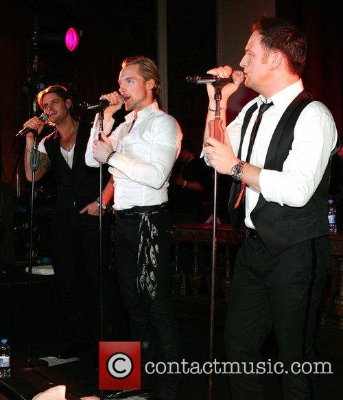 Keith Duffy, Duffy and Ronan Keating 1
