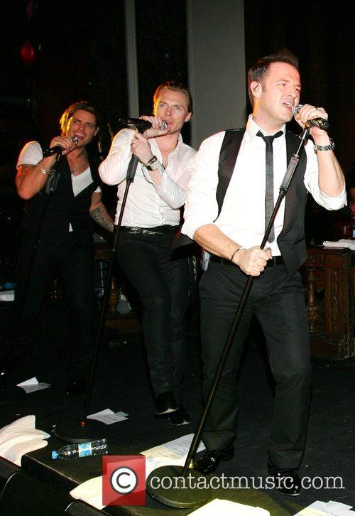 Keith Duffy, Duffy and Ronan Keating 2