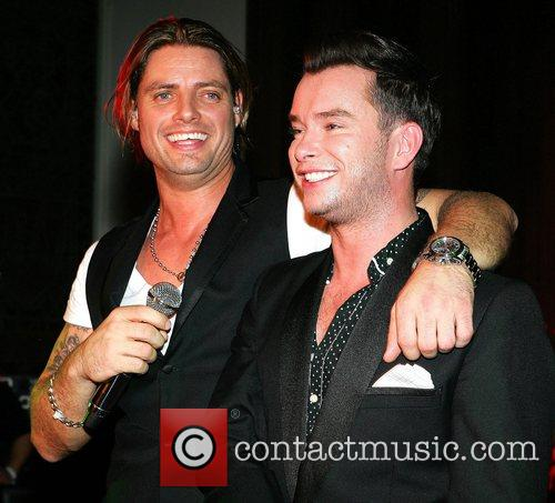 Keith Duffy, Duffy and Stephen Gately 4