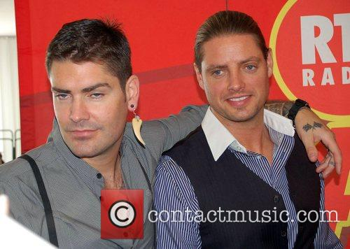 Keith Duffy, Boyzone, Duffy and Shane Lynch 3