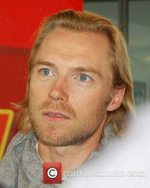 Ronan Keating and Boyzone 10