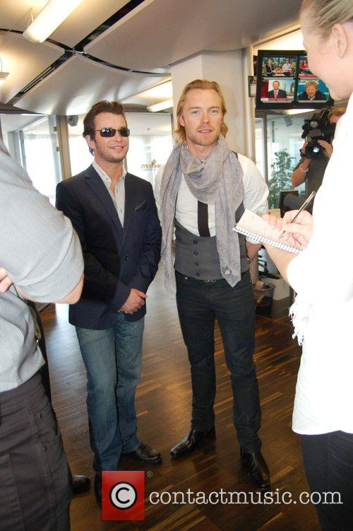 Stephen Gately, Boyzone and Ronan Keating 4