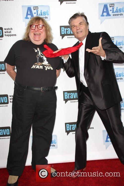 Bruce Vilanch and Fred Willard